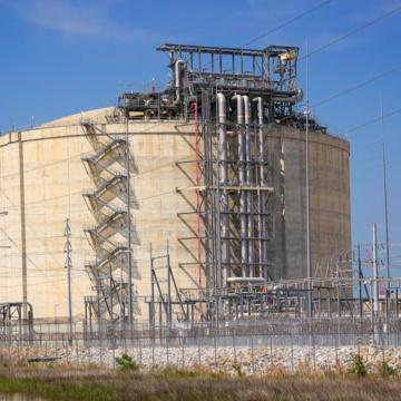 LNG Plant 4