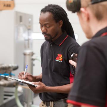 Service agreements maintenance services