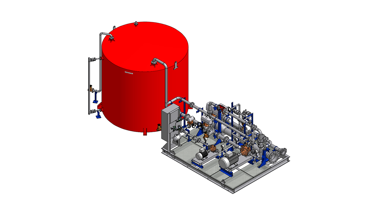 Foam Mixing Systems 2