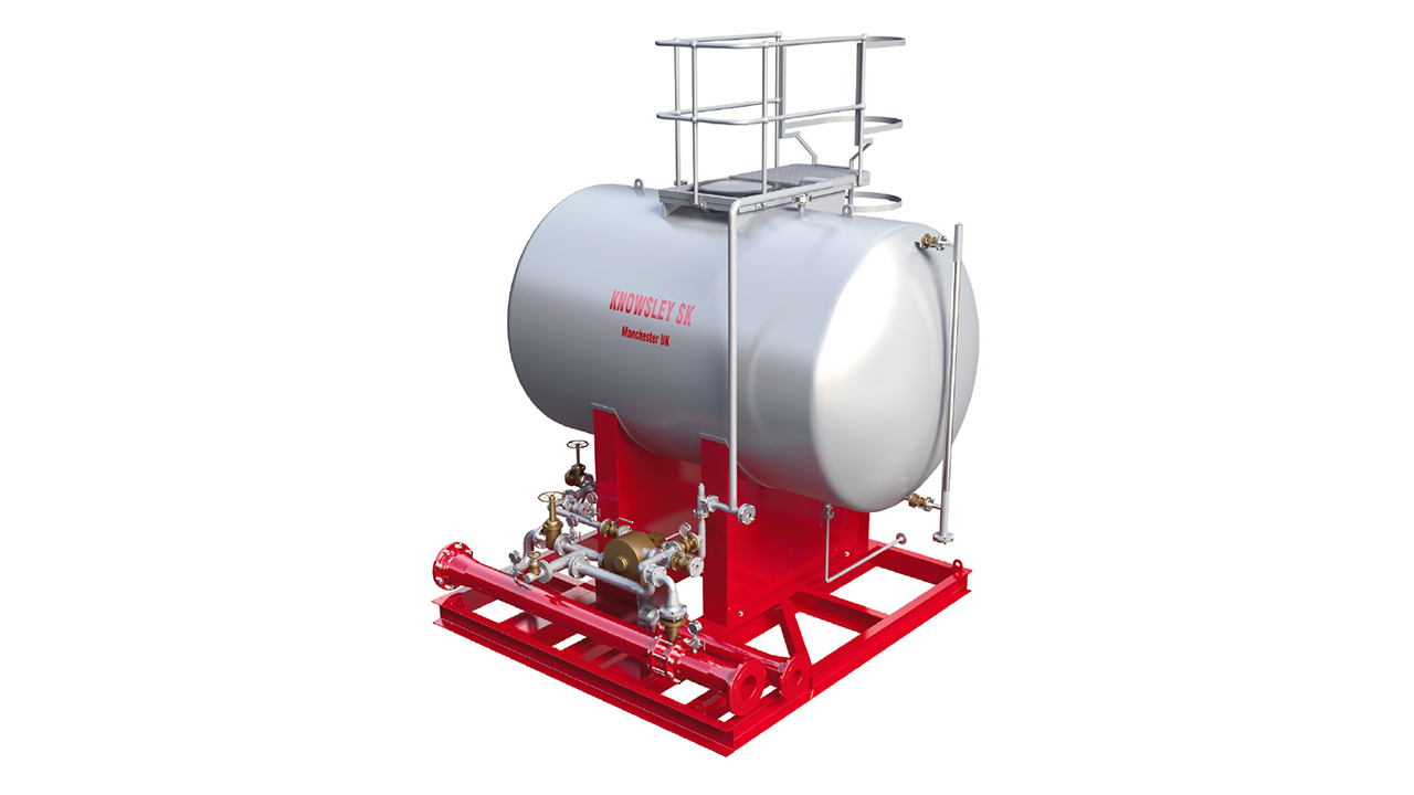 Foam Mixing Systems 7