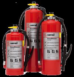 PG powder extinguisher