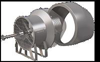 Fyrextra LNG hi-ex foam generator