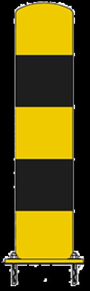 Anti collission poles
