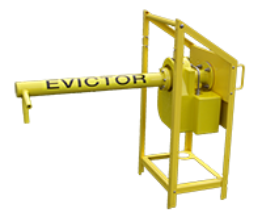 Evictor Anti-Piracy Water Cannon