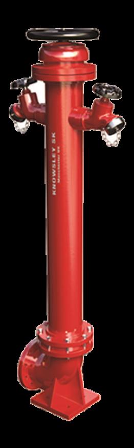 Internally Valved Pillar Hydrant