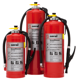 PG powder extinguisher (ABC)