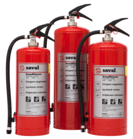 GC powder extinguisher (ABC)
