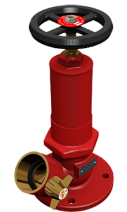 Hose Safe Pressure Reducing Valve (FM approved)