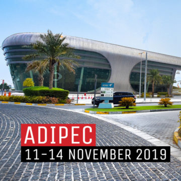 Adipec 2019 is coming!